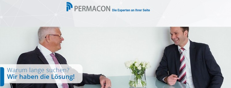 Job offer: Büroassistenz in Teilzeit in Hamburg at PERMACON GmbH