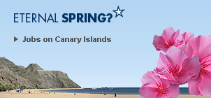 Jobs on the Canary Islands